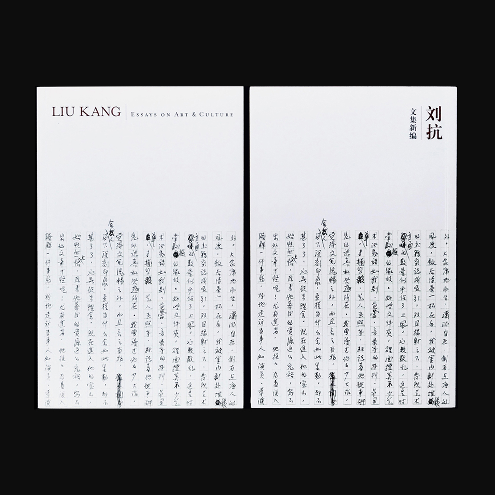 Liu Kang: Essays on Art & Culture (2011)